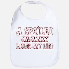 Spoiled Manx Bib