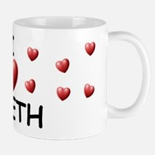 I Love Lizeth - Mug