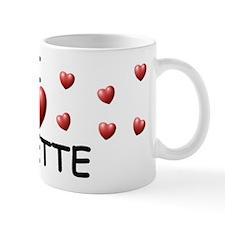 I Love Lizette - Mug