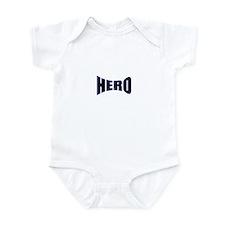 Unique Hero Infant Bodysuit