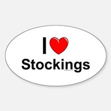 Stockings Decal