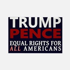 Trump Pence '16 Rectangle Magnet (10 pack)