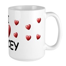 I Love Macey - Mug