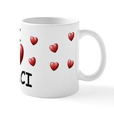 I Love Maci - Coffee Mug