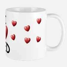 I Love Ted - Mug