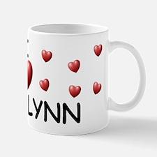 I Love Madalynn - Mug