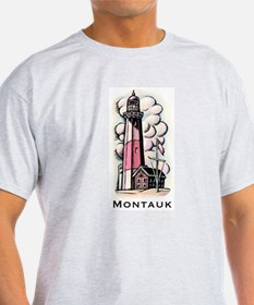 The Montauk Lighthouse T-Shirt