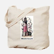 The Montauk Lighthouse Tote Bag