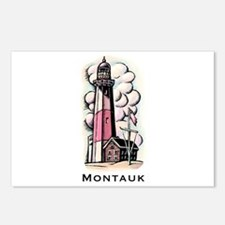 The Montauk Lighthouse Postcards (Package of 8)