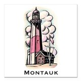 Montauk Square Car Magnets