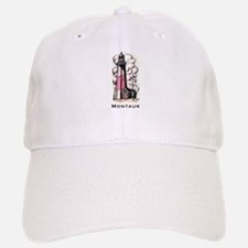 The Montauk Lighthouse Baseball Baseball Cap