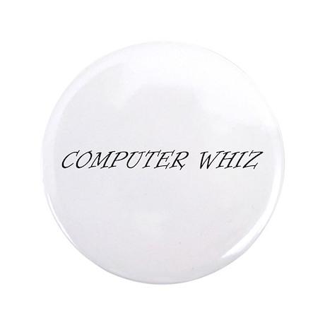 "COMPUTER WHIZ 3.5"" Button (100 pack)"
