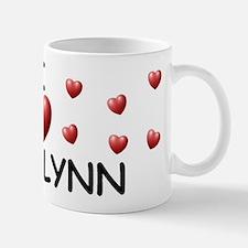 I Love Madelynn - Mug