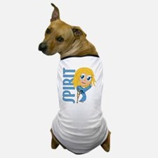 Martial Arts Injury Spirit Dog T-Shirt