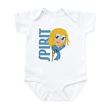 Martial Arts Injury Spirit Infant Bodysuit