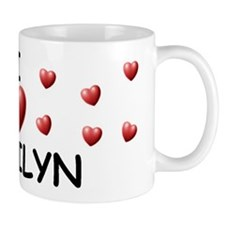 I Love Madilyn - Mug