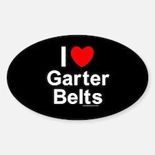 Garter Belts Decal