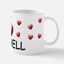 I Love Terrell - Mug