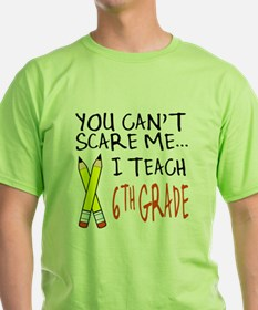 6th Grade Teacher T-Shirt