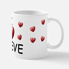 I Love Maeve - Mug