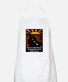 THE ROAD YOU'RE ON.. BBQ Apron