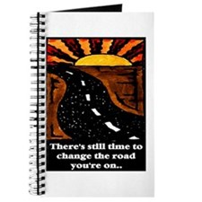 THE ROAD YOU'RE ON.. Journal
