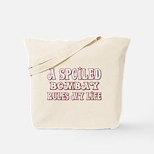 Spoiled Bombay Tote Bag