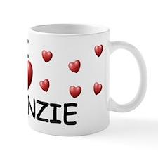 I Love Makenzie - Mug