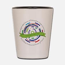 Union of Philosophers Shot Glass