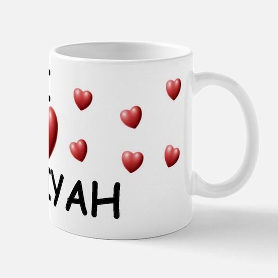 I Love Maliyah - Mug