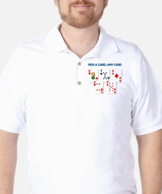 Magic Trick Golf Shirt