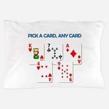 Magic Trick Pillow Case
