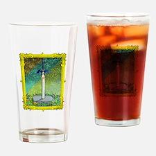 Cute Triforce Drinking Glass