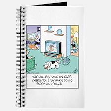 Dog Wind Power Journal