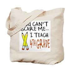 4th Grade Teacher Tote Bag