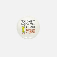 3rd Grade Teacher Mini Button (100 pack)