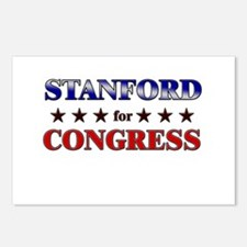 STANFORD for congress Postcards (Package of 8)