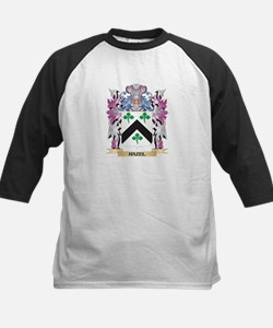 Hazel Coat of Arms (Family Crest) Baseball Jersey
