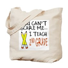 2nd Grade Teacher Tote Bag
