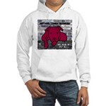 Me & My Pit Bull Hooded Sweatshirt