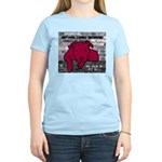 Me & My Pit Bull Women's Light T-Shirt