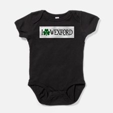 Cute Wicklow Baby Bodysuit