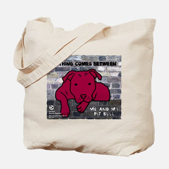 Me & My Pit Bull Tote Bag