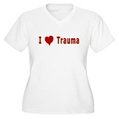 I (Heart) Trauma II T-Shirt
