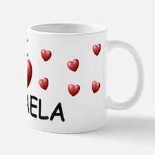 I Love Micaela - Mug