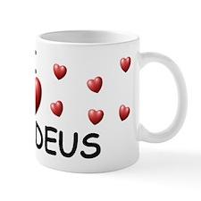I Love Thaddeus - Mug