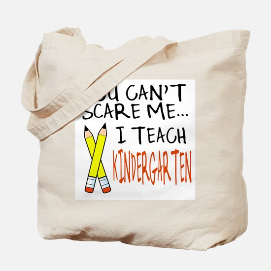 Kindergarten Teacher Tote Bag