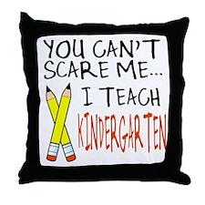 Kindergarten Teacher Throw Pillow
