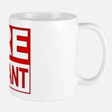 Fire Lieutenant Mug