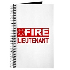 Fire Lieutenant Journal